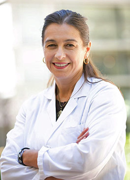 Jacqueline Casillas, M.D., Medical Director, Jonathan Jaques Children's Cancer Institute