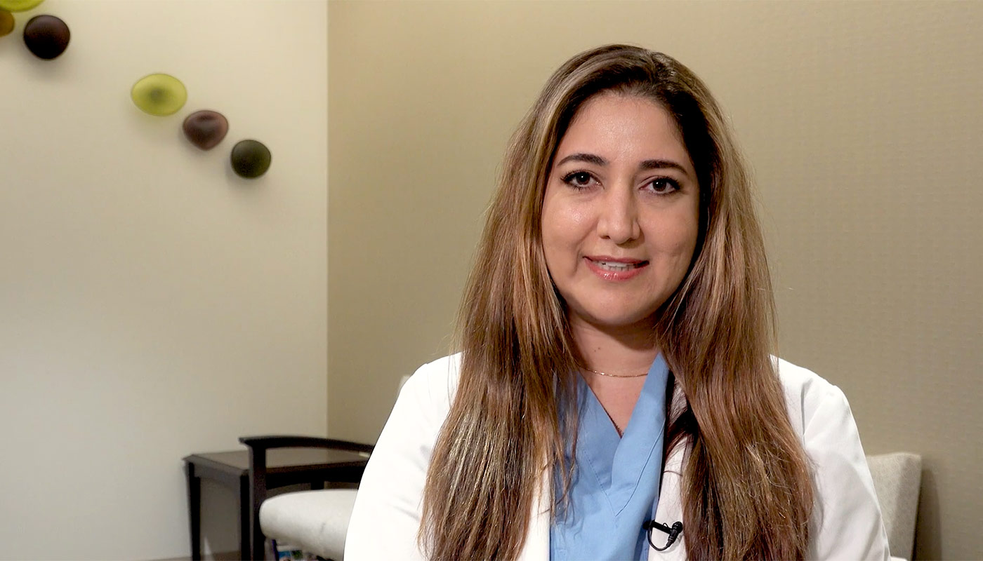 "Medical director, breast surgery, MemorialCare Breast Center, Long Beach Medical Center. ""Oncoplastic breast surgery combines removal of the cancer with plastic surgery techniques – the best combination of science and art.""- Dr. Rayhanabad."